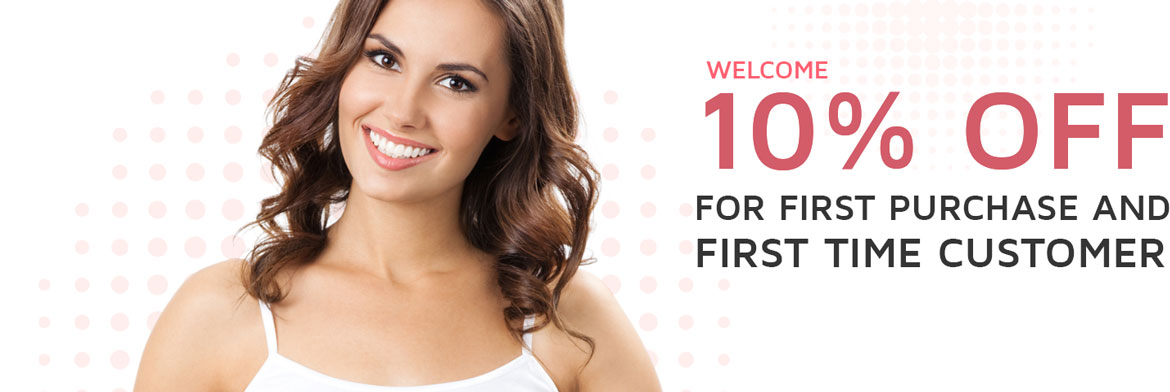 Welcome 10% Off Your First Purchase