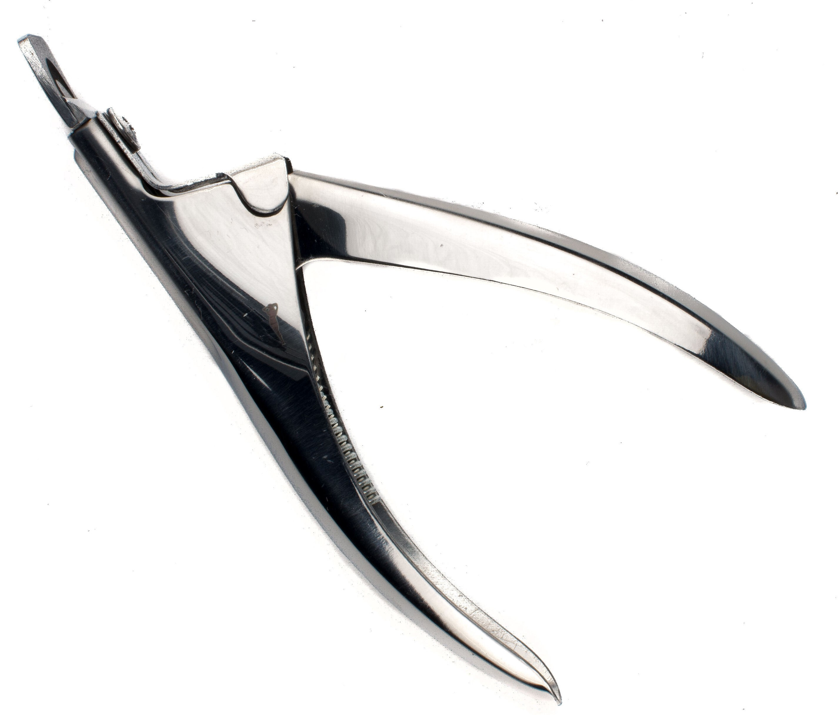 Acrylic Nail Nipper Cutter – Straight Cut SS 5.0""